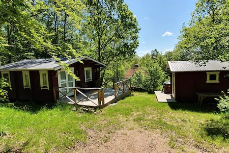 Cottage/Lodge 36m²+Sauna 8m²+Kitchen