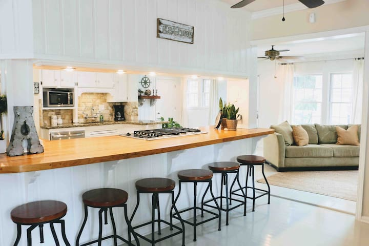 Updated and Charming Bungalow on the Bayou