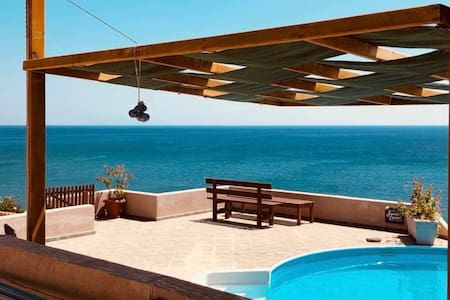 Anemos Retreat Apartment with a view