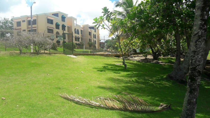 Apartment with private beach. - Naguabo - Apartament