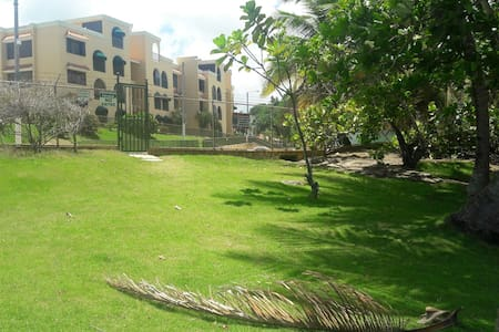 Apartment with private beach. - Naguabo - Huoneisto
