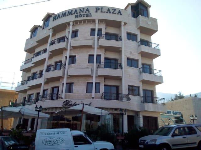 Hammana plaza hotel