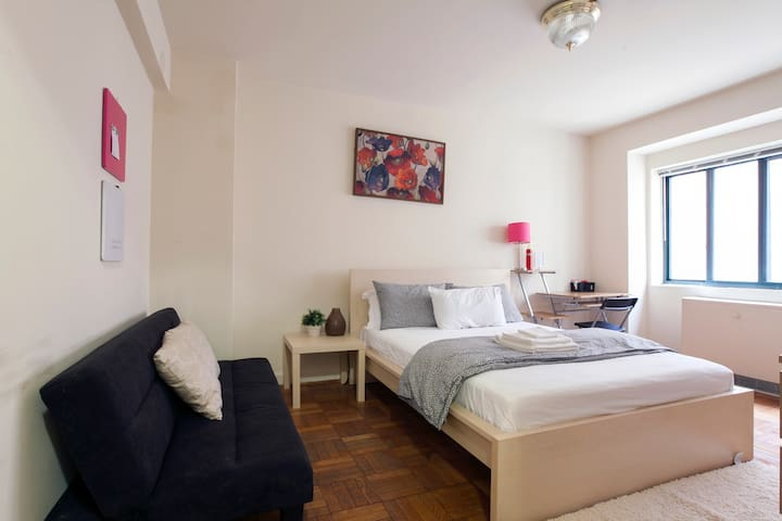 Lovely Studio in The Heart of DC! - Washington - Wohnung