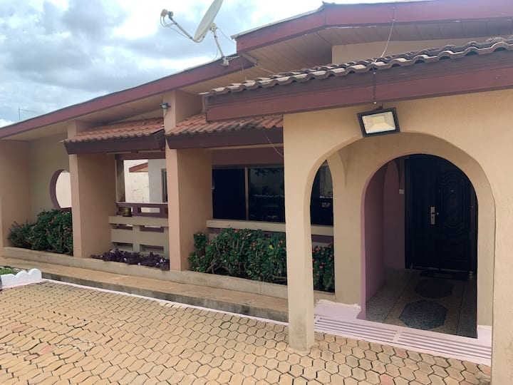 Guest House, at ANWOMASO  close to EJISU / KNUST
