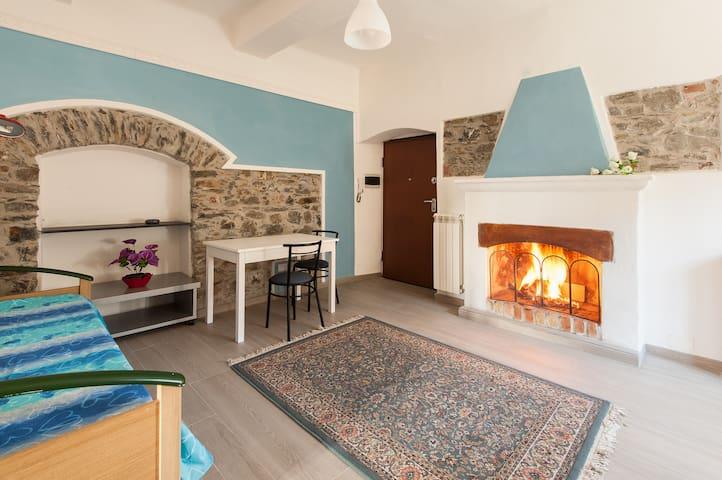 Casa vacanze 5 Terre La Spezia - Caprigliola - Huoneisto