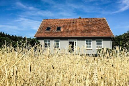 Herrliche Alleinlage im Naturpark Stettiner Haff - Ahlbeck - Casa