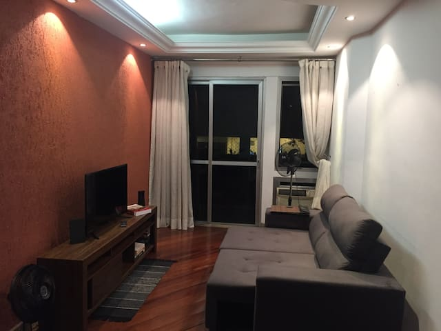 Room to rent in safe area in Rio