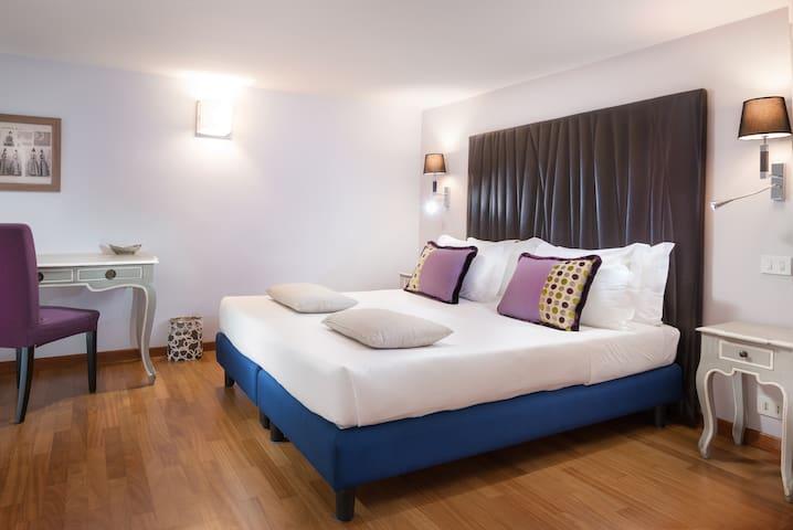 RESPIGHI LOFT  for 5 guests