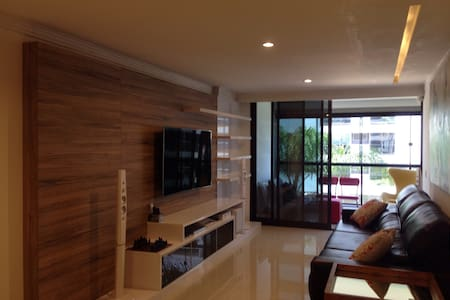 Suite (A) into a luxury apartment 4* - NOROESTE - Brasília  - Apartment