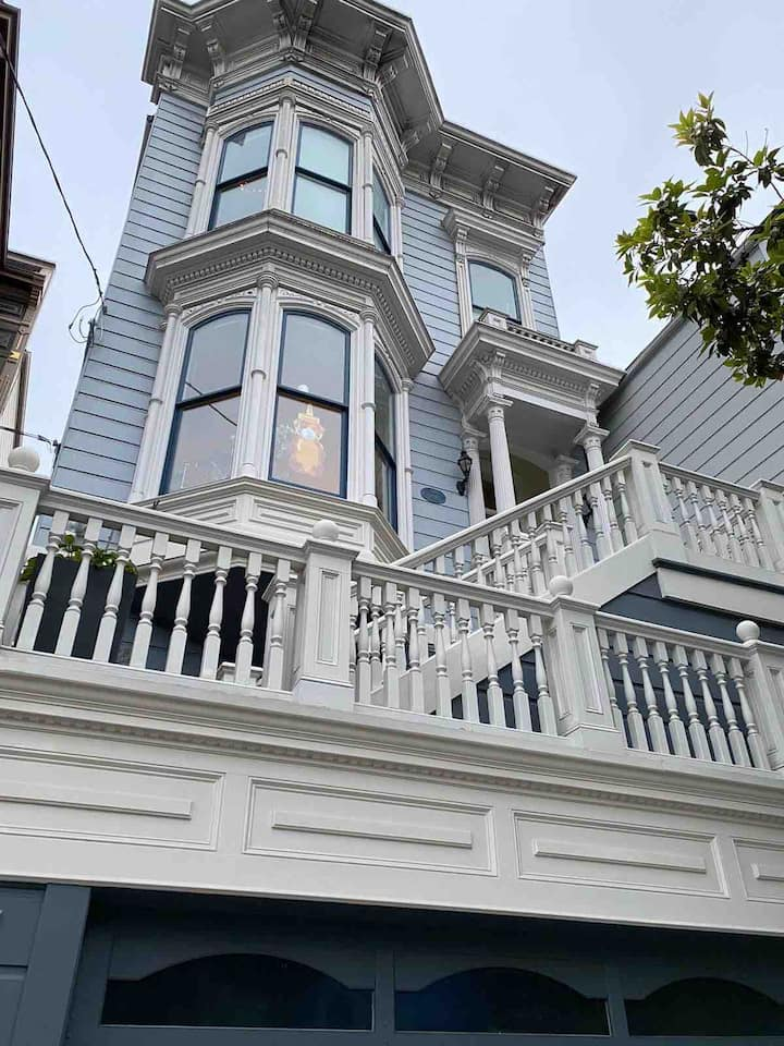 Luxury Studio 2 minutes from Magical Dolores Park