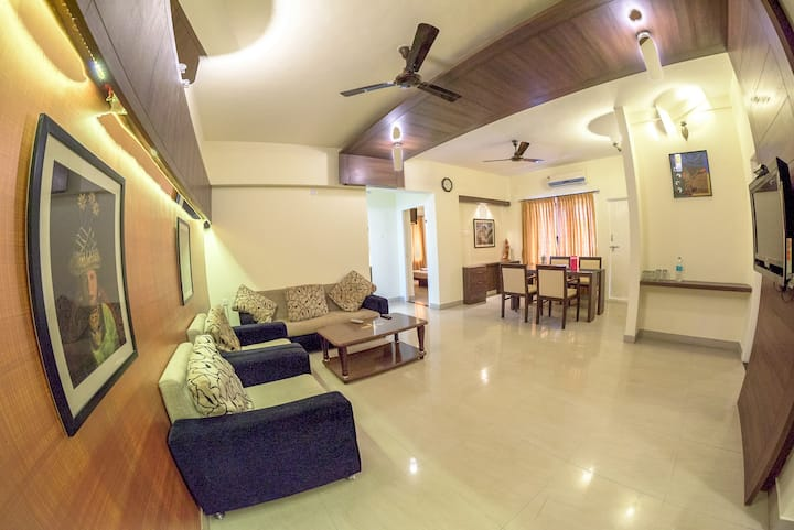 Serviced Apts: Live in the Heart of Manipal