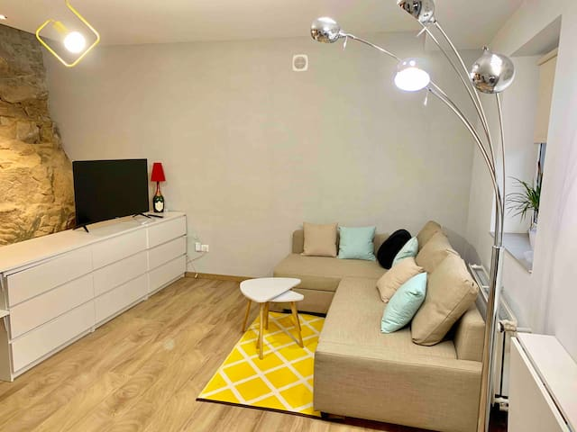 Atypical furnished Studio in Luxembourg