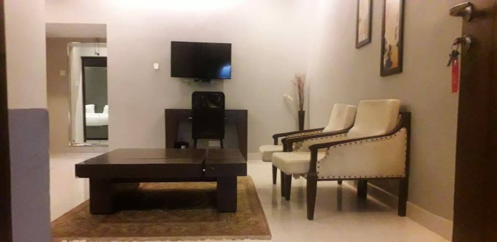 Luxury services apartment 1bhk