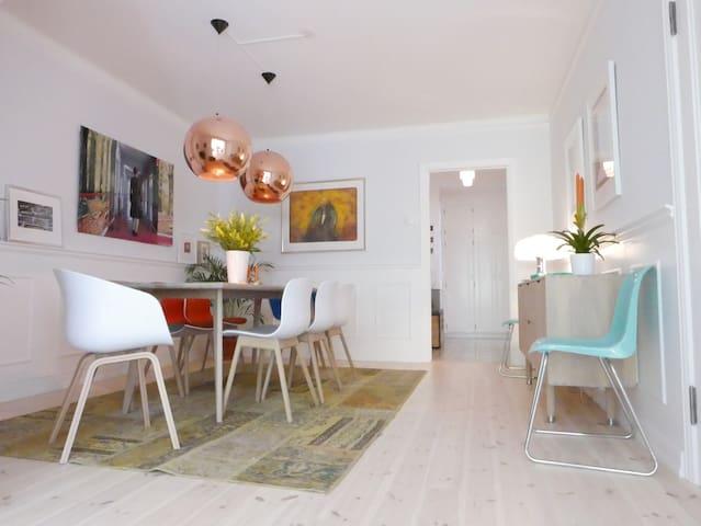 Scandinavian Design in Central Oslo (100m2) - Oslo - Apartment