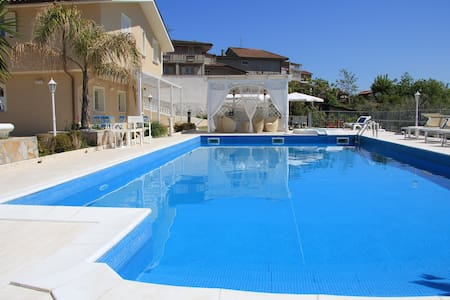 ORCHIDEA APARTMENT WITH HEATED POOL!!!