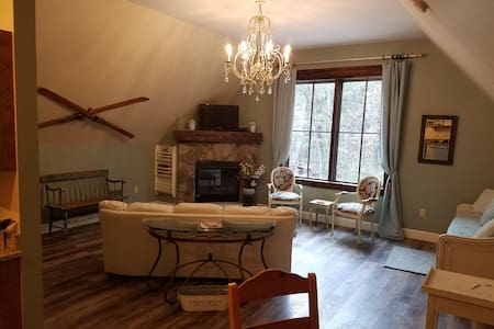 New! The Butterfly Suite at Enchanted Table Meadow