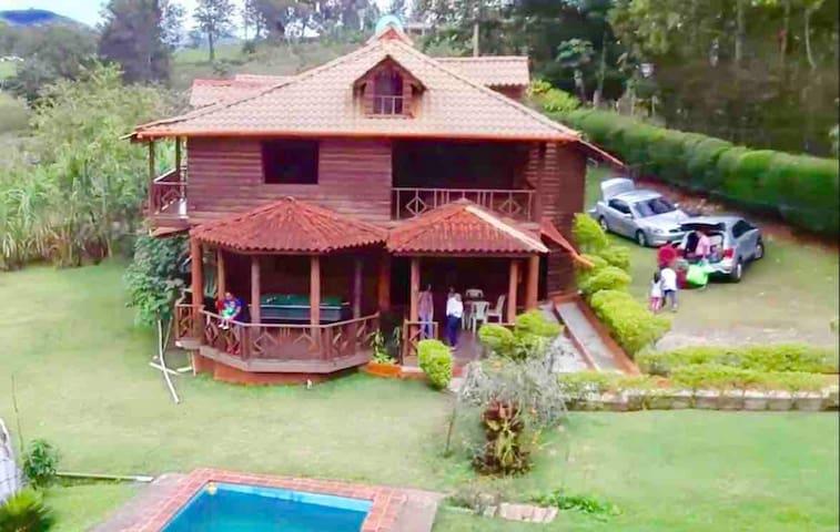 Letti's villa