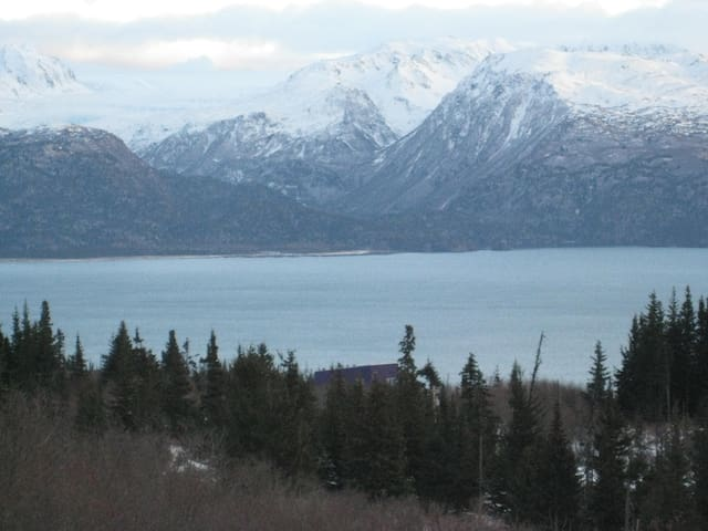 Magnificent view-Pet friendly-Quiet and Private