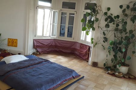 spacious room 8 min by bus to luzern trainstation - Kriens