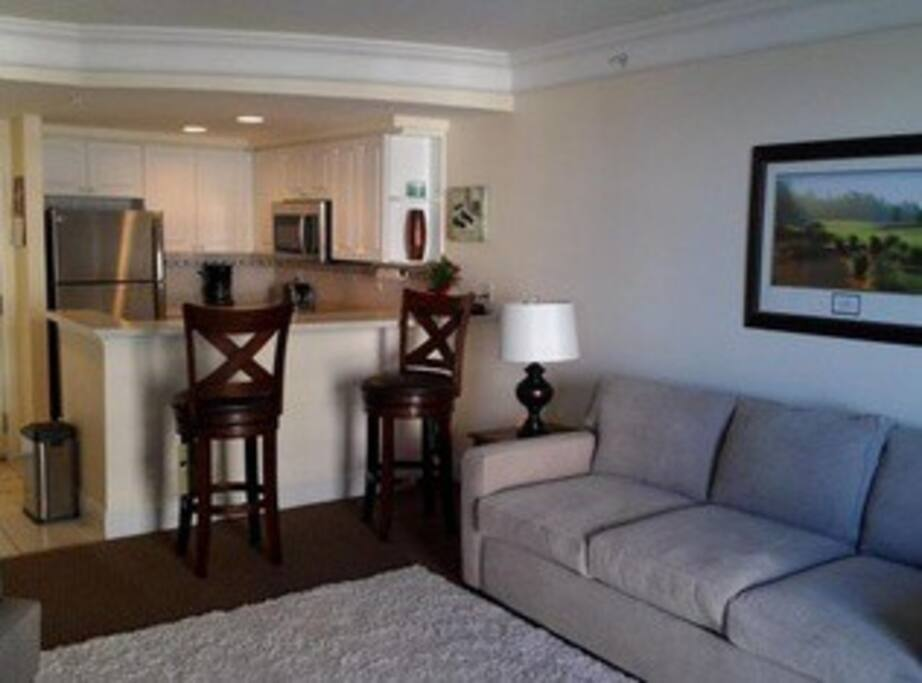 Ocean View One Bedroom Suite 717 Condominiums For Rent In Daytona Beach Florida United States