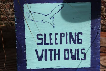 "LOGIES : OKSDONK  ""Sleeping with owls"" - Kapelle-op-den-Bos - Loft"