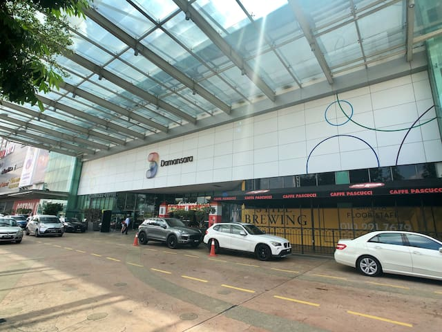 (Tropics)! TropicanaCity Mall PJ | Location | WIFI