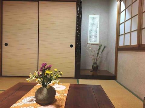 Japan style 和室歡迎住我家 可接送哦