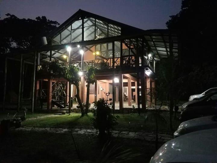 The Tree House B&B, Aburi, The Nature Retreat!