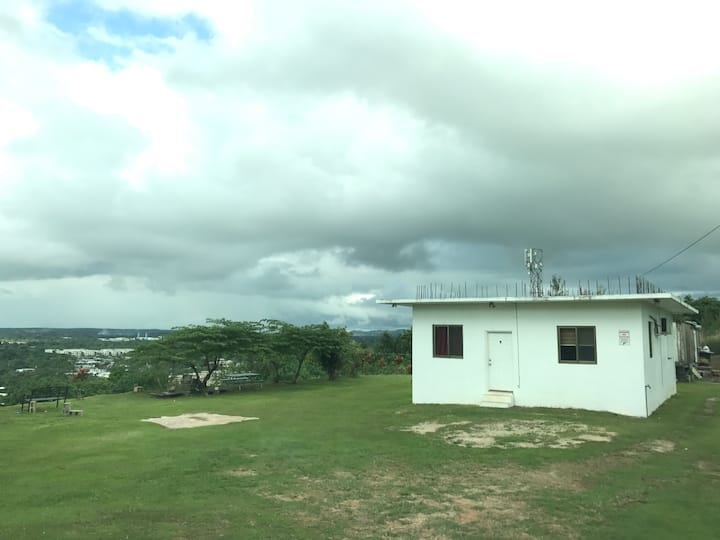 Entire House with a spectacular view of Guam!