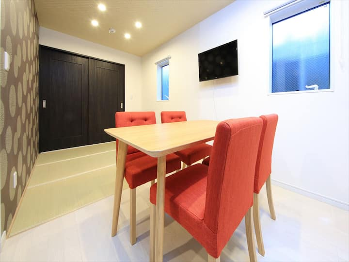 Comfortable apartment room one stop from Shibuya!