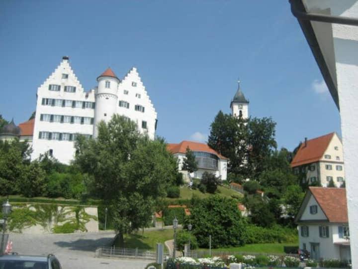 Willkommen in Aulendorf