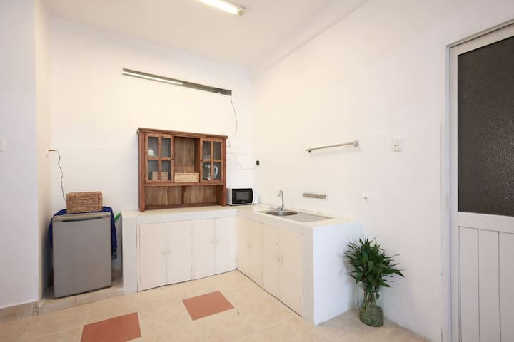 Spacious Apartment with Great Park View - Bình Thạnh - Apartamento