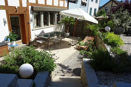 B&B in charming house, quiet, close to the lake - Thalwil - Oda + Kahvaltı