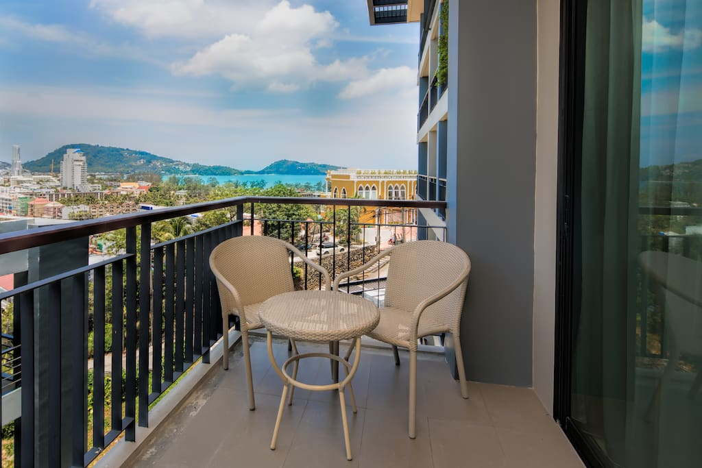 Enjoy amazing seaview from your own balcony!!!