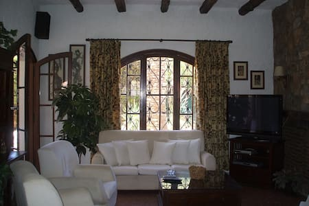Quiet House, delightful and confort with free wifi - Miami Platja - Xalet
