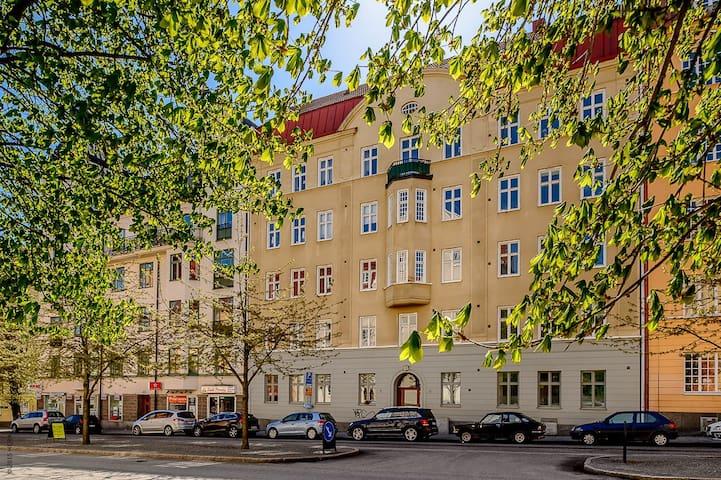 Apartment close to Friends Arena & Stockholm City - Solna - Apartment