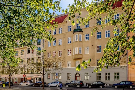 Apartment close to Friends Arena & Stockholm City - Solna