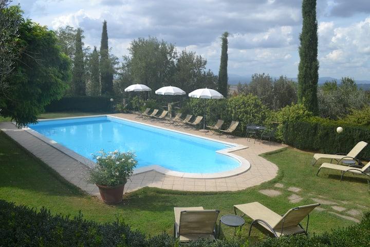 Villa Amiata - Whole House