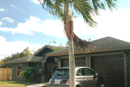 Guest House sleeps 4 in Palm Beach - Royal Palm Beach