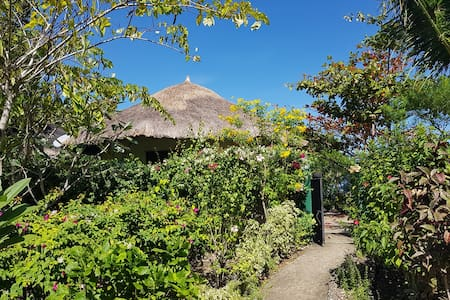 Gumamela Cottage at Sea Turtle Lagoon Resort