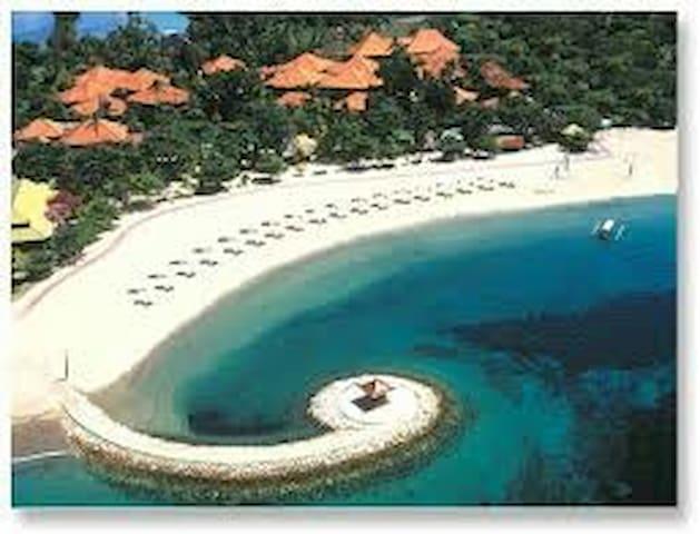THE PARADISE BENOA BEACH HOTEL NUSA DUA BALI - Bali, ID - Apartament