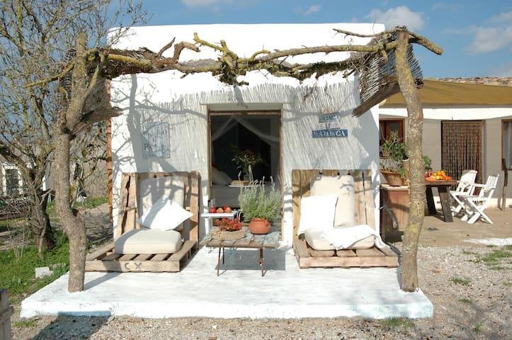 Sa Penyeta, un lugar para dos - Campos