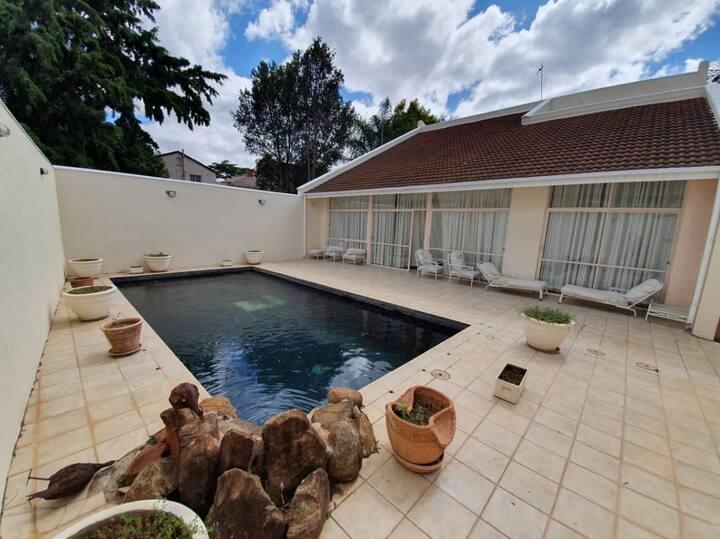Shumba @Avon: Executive, Private, Secure Villa