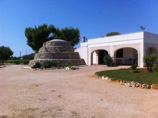 Villa Antica Casedda - Maruggio