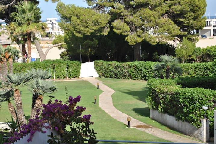 Apartamento al lado de la playa con gran jardin - Roda de Berà - Condominium