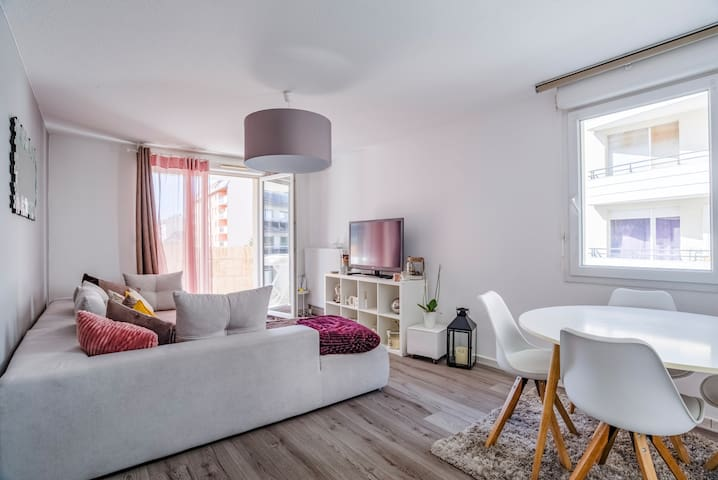 Nice cocooning apartment in the west of Strasbourg