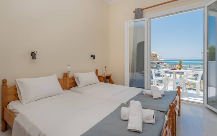 Stathis Studios 30m away from Laganas Beach!