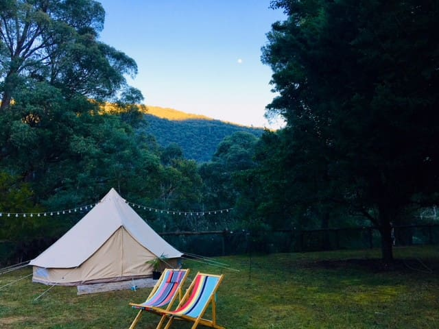 Bright Glamping