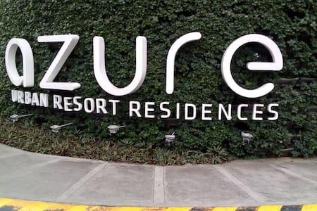 AZURE BEACH RESIDENCES - 1 BR CONDO