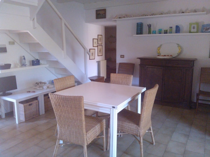 Beautiful and peaceful home in Porto Santo Stefano